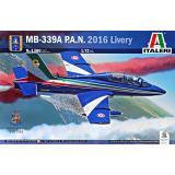 Учебно-тренировочный самолет MB-339, 2016 г. 1:72