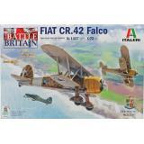 Истребитель FIAT CR.42 Falco