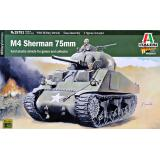 Американский танк M4 Sherman 75 мм