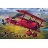 Истребитель Fokker Dr. I Triplane