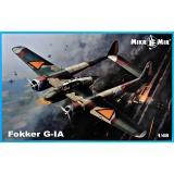 Дневной истребитель Fokker G-1a 1:48