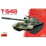 Средний танк T-54Б, ранних выпусков 1:35