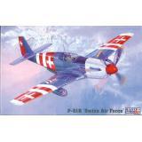 Истребитель P-51B