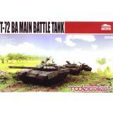 Танк T-72БА 1:72