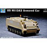 Американский бронетранспортер M113A3 1:72