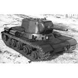 Тяжелый танк Объект 234 (ИС №2) 1:72