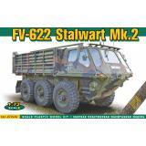 Высокомобильный плавающий тягач FV-622 Stalwart Mk.2 1:72