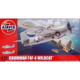 Истребитель Grumman F4F-4 Wildcat 1:72
