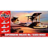Самолет Supermarine Walrus Mk.1 'Silver Wings' 1:48