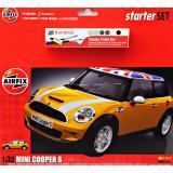 Подарочный набор MINI Cooper S 1:32