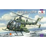 Вертолет MBB Bo-105P, военная версия 1:72