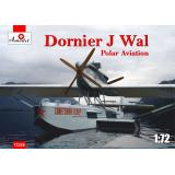 Немецкая летающая лодка Dornier J Wal, Polar aviation 1:72