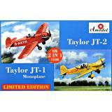 Экспериментальные самолёты Taylor JT-1 monoplane и Taylor JT-2