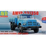 Бортовой грузовик АМУР-531350 1:72