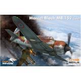 Истребитель Bloch MB.152C.1 1:48