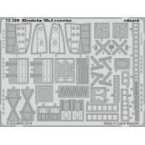 Фототравление 1/72 Blenheim Mk.I экстерьер (Airfix) 1:72