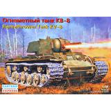 Огнемётный танк КВ-8