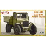 Армейский грузовик ЗИС-5В