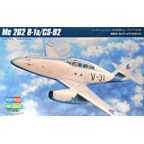 Учебно-тренировочный самолет Me 262 B-1a/CS-92 1:48