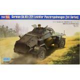 Бронеавтомобиль Sd.Kfz.221 Leichter Panzerspahwagen (1st Series) 1:35