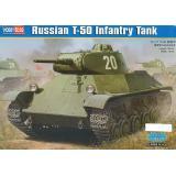 Танк T-50 1:35