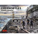 Чернобыль #3. Ликвидаторы (5 фигурок)
