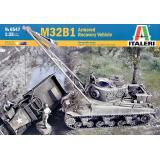 Бронированная ремонтно-эвакуационная машина M32Б1 1:35