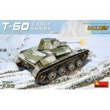 Легкий танк T-60, ранних выпусков 1:35
