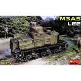 Американский средний танк M3A5 Lee 1:35