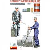 Немецкие заправщики