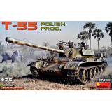 Танк T-55 (Польское производство)