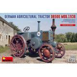Немецкий сельскохозяйственный трактор D8500 (обр.1938 г.)