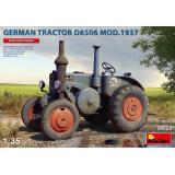 Немецкий трактор D8506 Мод. 1937 г.