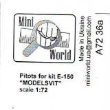 Трубка Пито для модели самолета E-150 (Model Svit) 1:72