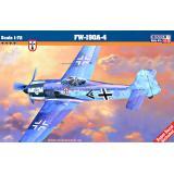 Самолет Fw-190A-4 1:72