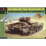 Британский пехотный танк Mk.III Valentine IV