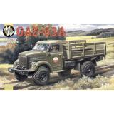 Советский грузовой автомобиль ГАЗ-63А повышенной проходимости 1:72