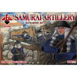 Артиллерия самураев, 16-17 века, набор 1 1:72