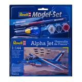 Штурмовик Альфа-джет (Alpha Jet) 1:144