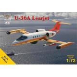 Самолет U-36A Learjet 1:72