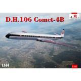 Авиалайнер D.H. 106 Comet-4B 1:144