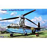 Автожир Focke - Achgelis Fa 225 1:72