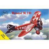 Истребитель Bristol M.1D 1:72