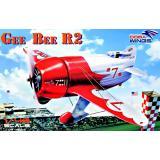 Гоночный самолет Gee Bee Super Sportster R-2 1:48