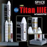 Американская ракета-носитель Titan IIIE w/launch pad