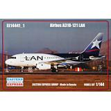 Пассажирский авиалайнер Airbus Airbus A318-121, LAN 1:144