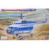 Многоцелевой вертолет Ми-8Т