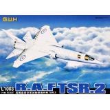Разведывательный самолет R.A.F TSR.2 1:144
