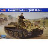 Танк German Pzkpfw.I Ausf.J (VK1801), поздний 1:35