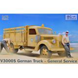 Немецкий грузовой автомобиль V3000S 1:72